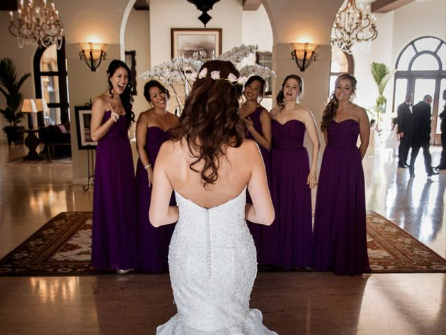 Sandra and Peter's Wedding in Pacific Palisades, California 6