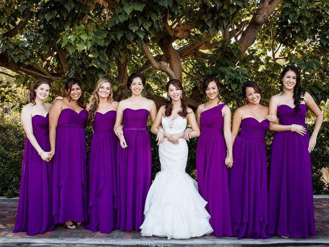 Sandra and Peter's Wedding in Pacific Palisades, California 8