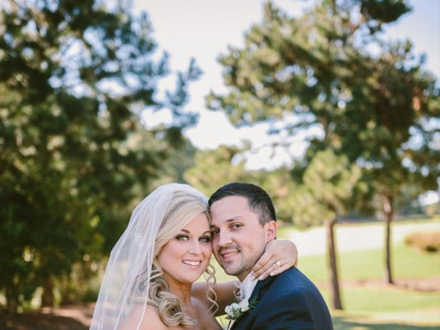 The wedding of Matt and Ashlee