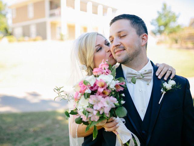 Ashlee and Matt's Wedding in Greensboro, Georgia 10
