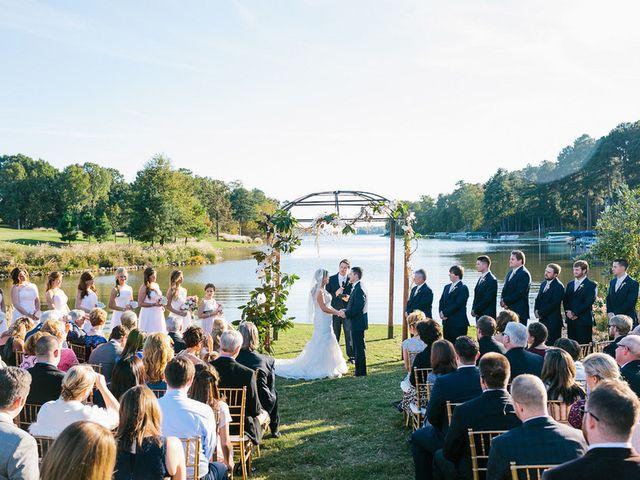 Ashlee and Matt's Wedding in Greensboro, Georgia 14