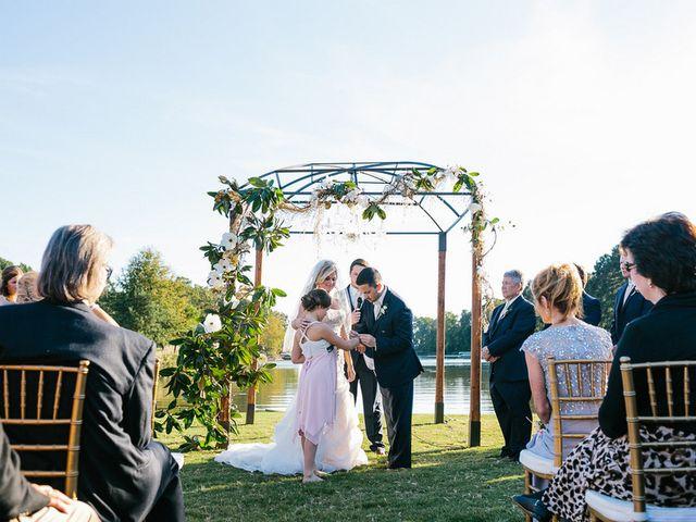 Ashlee and Matt's Wedding in Greensboro, Georgia 15