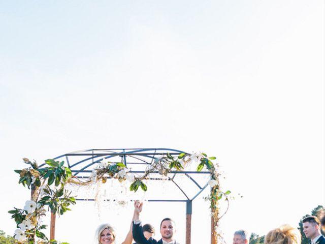 Ashlee and Matt's Wedding in Greensboro, Georgia 16
