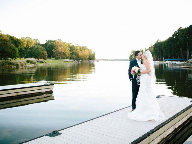 Ashlee and Matt's Wedding in Greensboro, Georgia 11