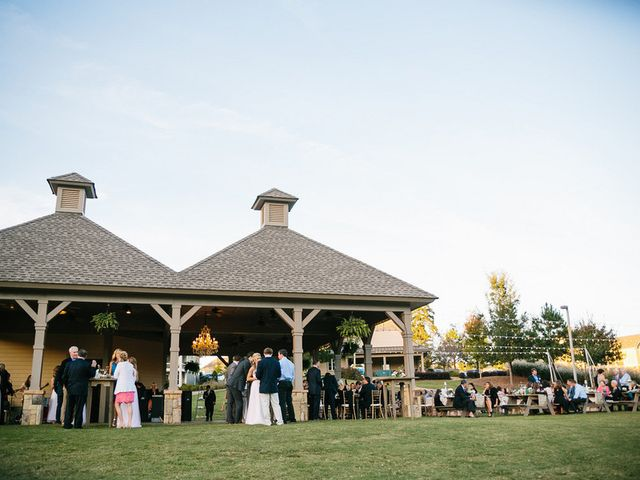 Ashlee and Matt's Wedding in Greensboro, Georgia 17