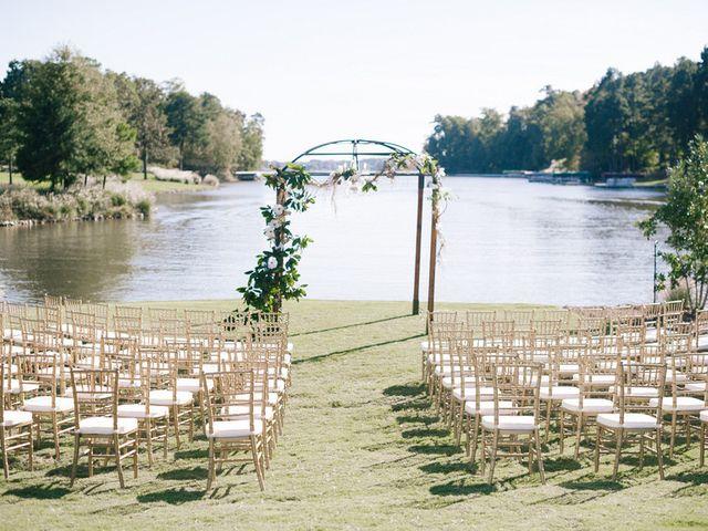 Ashlee and Matt's Wedding in Greensboro, Georgia 12