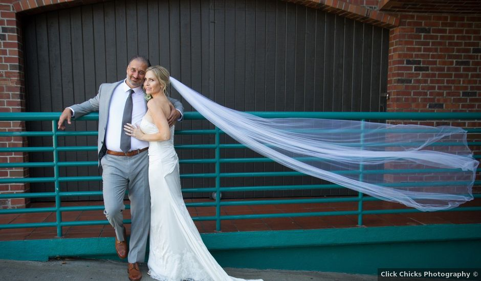 Jonathan and Christina's Wedding in Laguna Beach, California