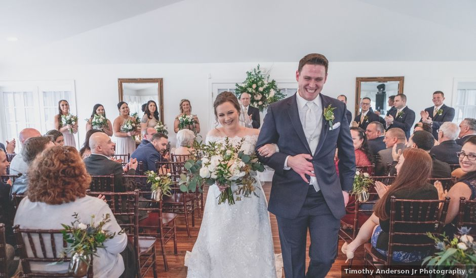 Michael and Rebecca's Wedding in Taneytown, Maryland