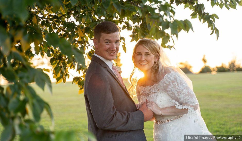 Ryan and Shelby's Wedding in Washington, Oklahoma
