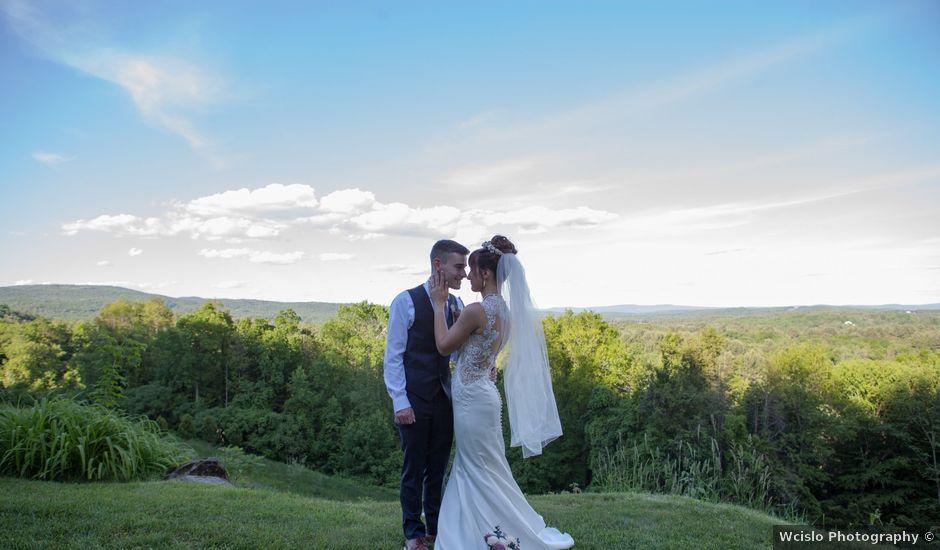 Ben and Kirsten's Wedding in Greenfield, Massachusetts
