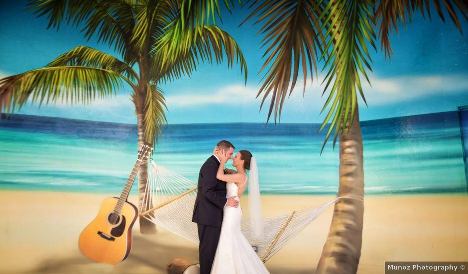 Henry and Ashlynn's Wedding in Hollywood, Florida