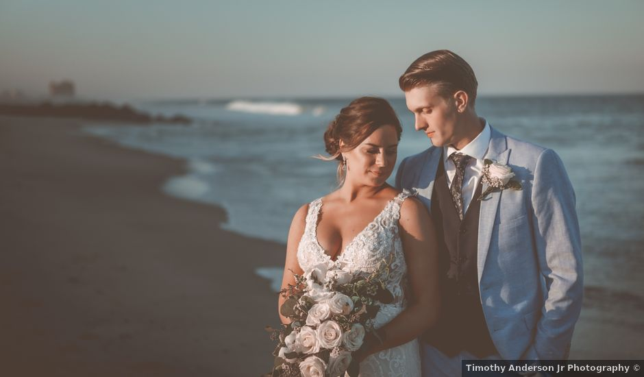 Kyle and Tiffany's Wedding in Long Branch, New Jersey