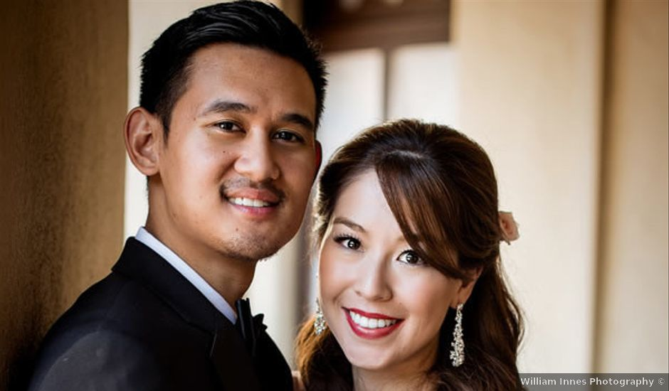Sandra and Peter's Wedding in Pacific Palisades, California