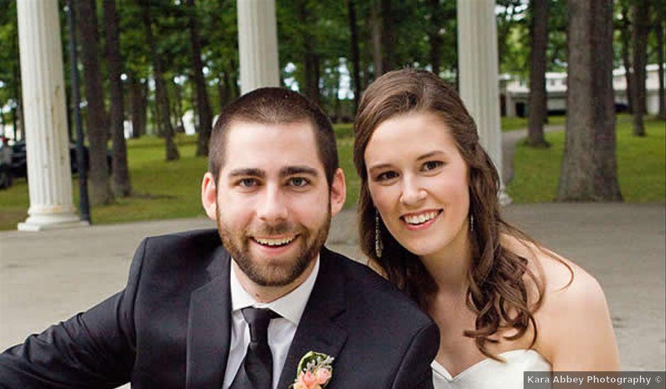 Paige and Andrew's Wedding in Binghamton, New York