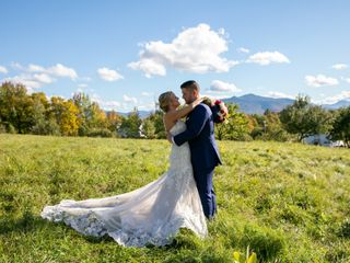 The wedding of Shenna and Connor