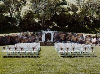The wedding of Katie and Daniel 2