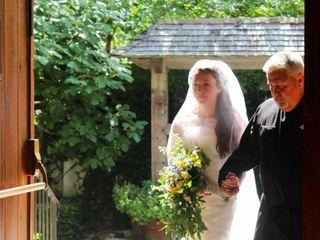 The wedding of Jacqueline and Wyatt 1