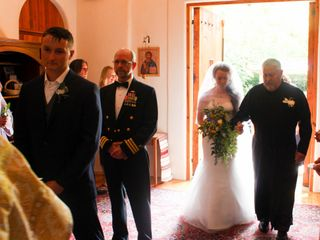 The wedding of Jacqueline and Wyatt 2