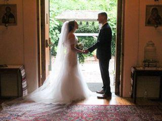 The wedding of Jacqueline and Wyatt