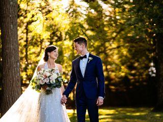 The wedding of Nicolo and Michael