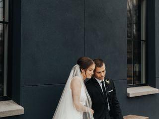 The wedding of Kylin and Corbin