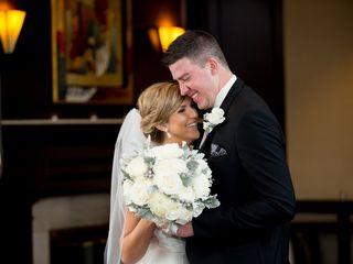 Kristin and Kevin's Wedding in Kalamazoo, Michigan 6