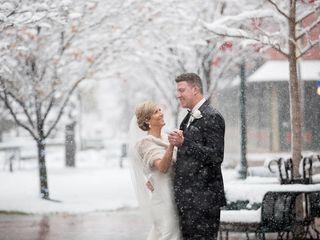 Kristin and Kevin's Wedding in Kalamazoo, Michigan 7