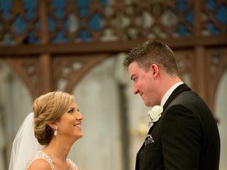 Kristin and Kevin's Wedding in Kalamazoo, Michigan 12