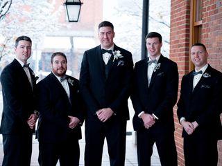 Kristin and Kevin's Wedding in Kalamazoo, Michigan 16