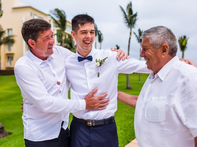 Andrey and Tetyana's Wedding in Cancun, Mexico 2