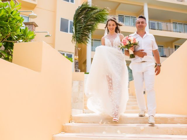 Andrey and Tetyana's Wedding in Cancun, Mexico 3