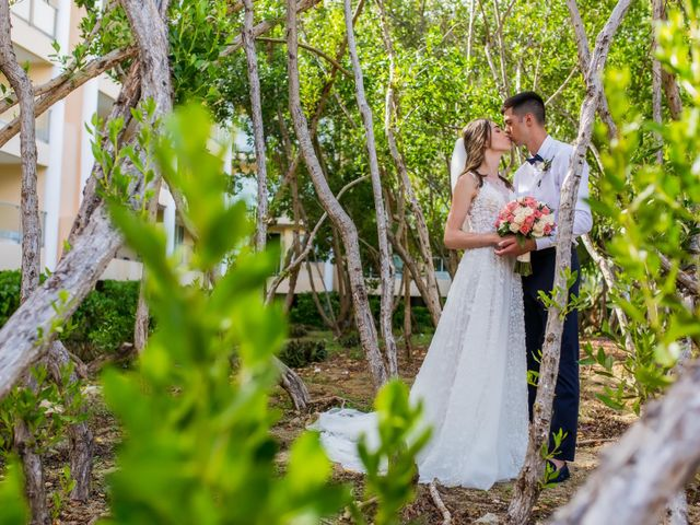 Andrey and Tetyana's Wedding in Cancun, Mexico 5