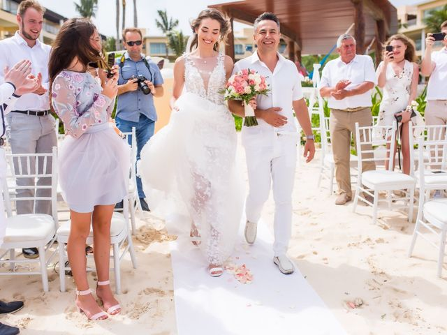 Andrey and Tetyana's Wedding in Cancun, Mexico 6