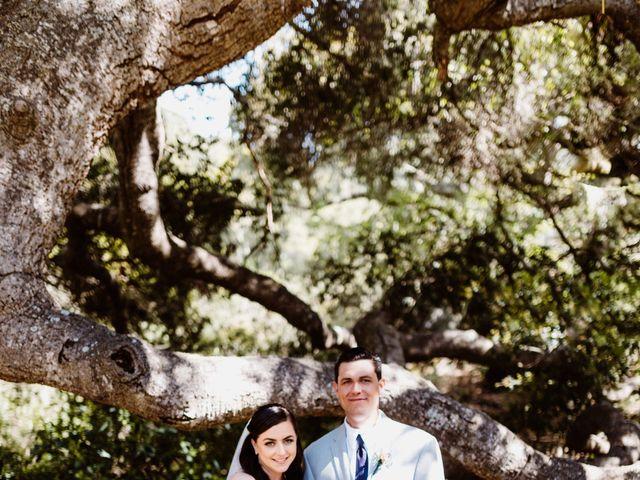 Daniel and Katie's Wedding in Los Osos, California 5