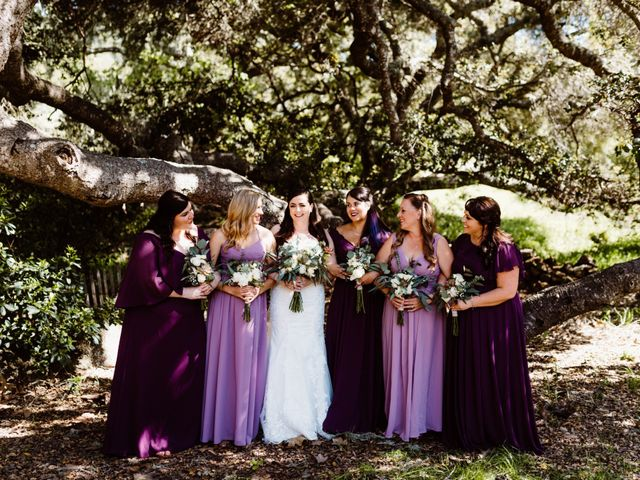 Daniel and Katie's Wedding in Los Osos, California 7