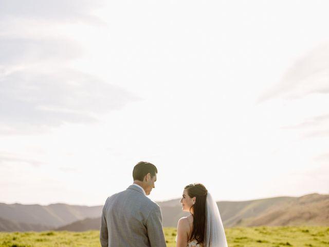 Daniel and Katie's Wedding in Los Osos, California 10