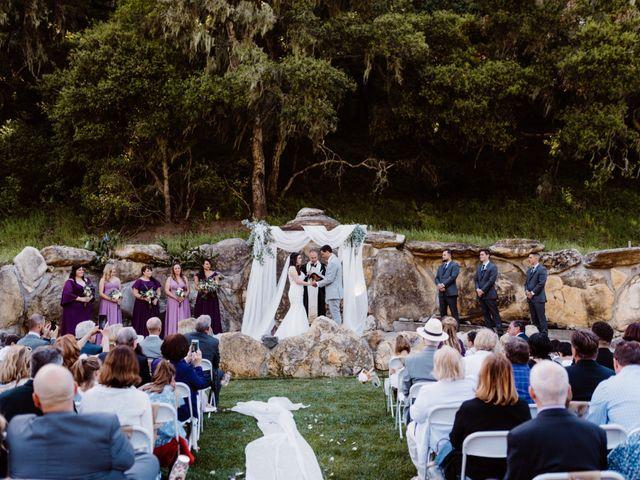 Daniel and Katie's Wedding in Los Osos, California 12