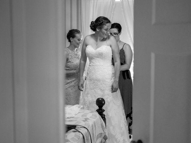 Mia and Aaron's Wedding in Charlotte, North Carolina 9