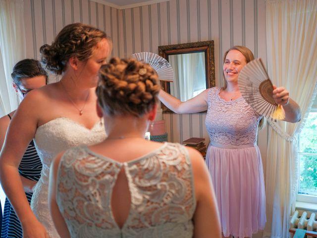 Mia and Aaron's Wedding in Charlotte, North Carolina 11