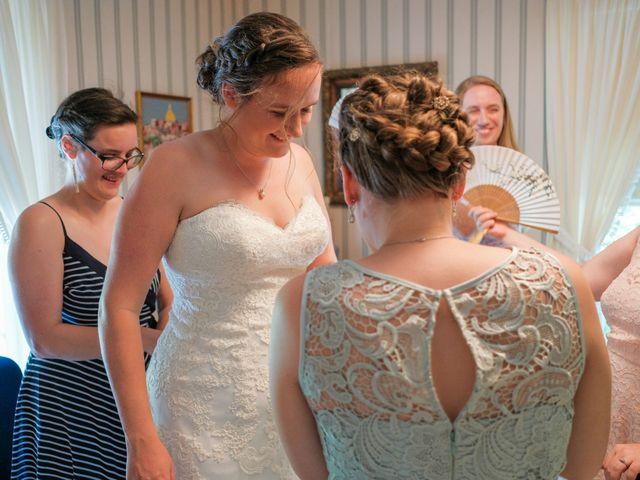 Mia and Aaron's Wedding in Charlotte, North Carolina 12