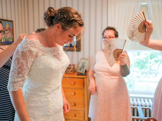Mia and Aaron's Wedding in Charlotte, North Carolina 14