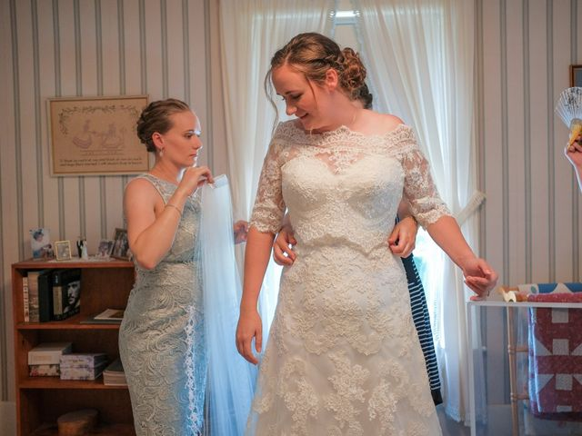 Mia and Aaron's Wedding in Charlotte, North Carolina 15