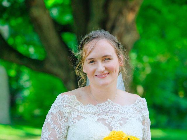 Mia and Aaron's Wedding in Charlotte, North Carolina 20