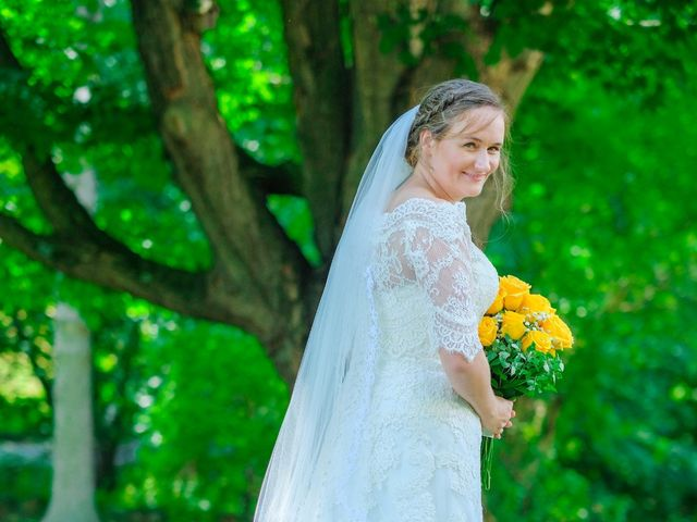 Mia and Aaron's Wedding in Charlotte, North Carolina 21