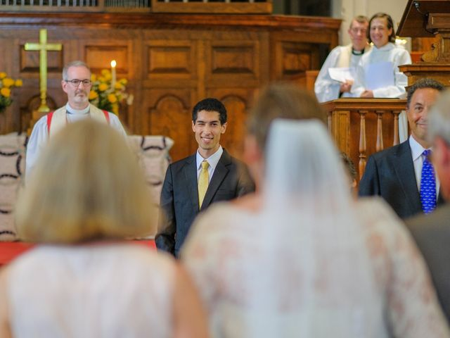 Mia and Aaron's Wedding in Charlotte, North Carolina 23