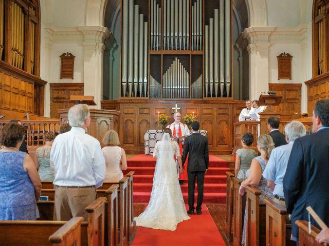 Mia and Aaron's Wedding in Charlotte, North Carolina 26