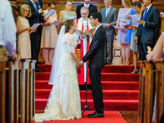 Mia and Aaron's Wedding in Charlotte, North Carolina 27