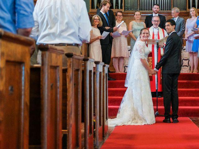 Mia and Aaron's Wedding in Charlotte, North Carolina 28