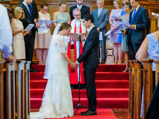 Mia and Aaron's Wedding in Charlotte, North Carolina 29