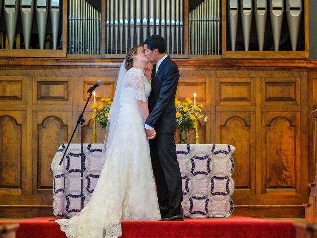 Mia and Aaron's Wedding in Charlotte, North Carolina 30